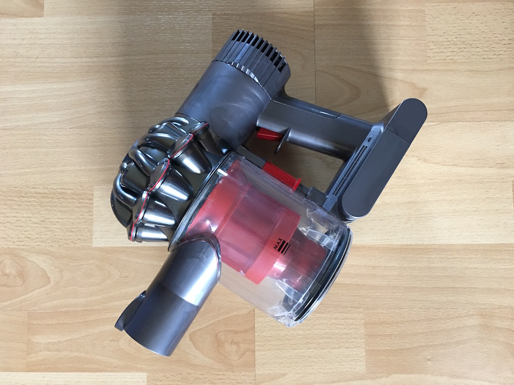 review dyson v6 total clean 83 unsung heroes. Black Bedroom Furniture Sets. Home Design Ideas